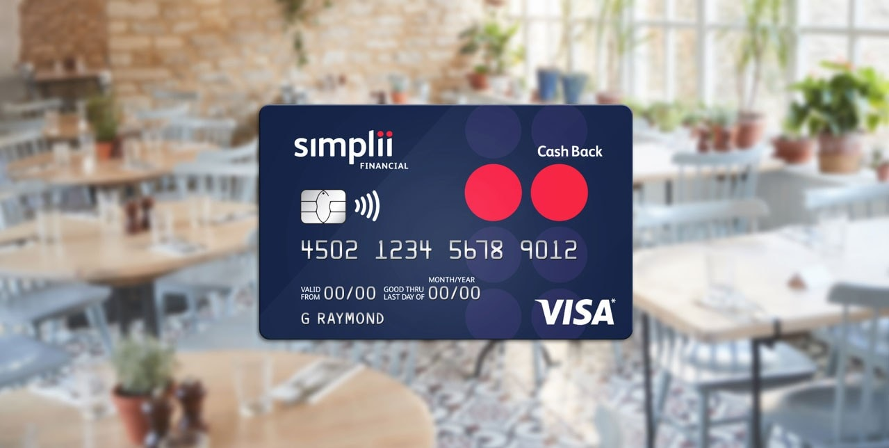 Interac E Transfer Banking Simplii Financial Wiring Money On Weekends Cash Back Visa Card