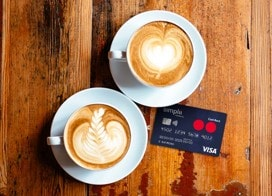 Simplii Financial Cash Back Visa Card.